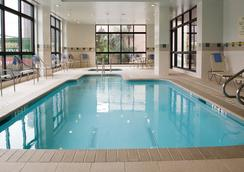 Courtyard by Marriott Houston Galleria - Houston - Pool