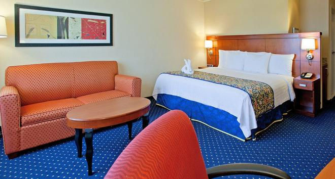 Courtyard by Marriott Houston Galleria - Houston - Bedroom