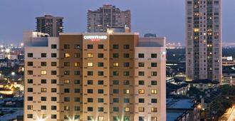 Courtyard by Marriott Houston Galleria - Houston - Edificio