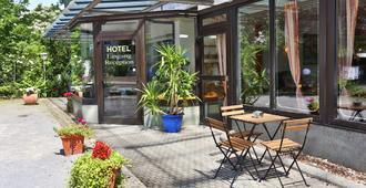 Hotel Maurer - קרלסרוהה - פטיו