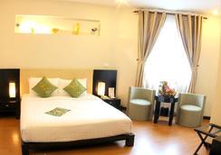 Anise Hotel - Hà Nội - Phòng ngủ