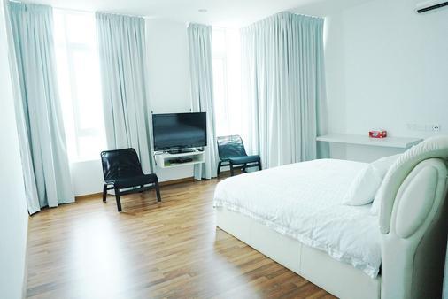 H 住宅飯店 - 檳城喬治市 - 臥室