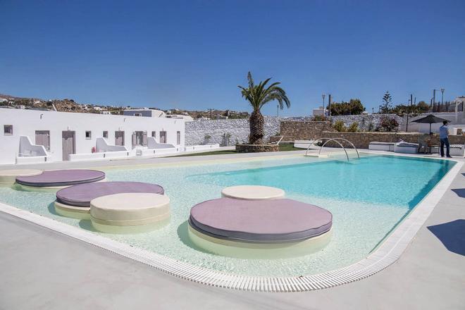 Three Shades Mykonos - Mykonos - Pool