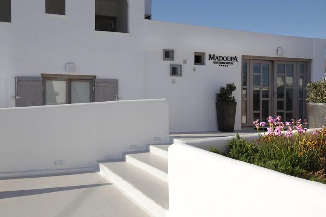 Three Shades Mykonos - Μύκονος - Κτίριο