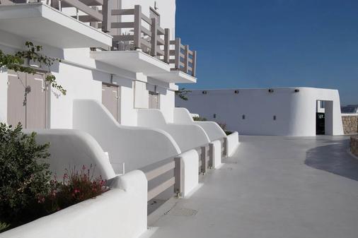 Three Shades Mykonos - Mykonos - Balcony