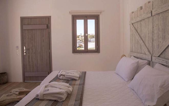 Three Shades Mykonos - Μύκονος - Κρεβατοκάμαρα