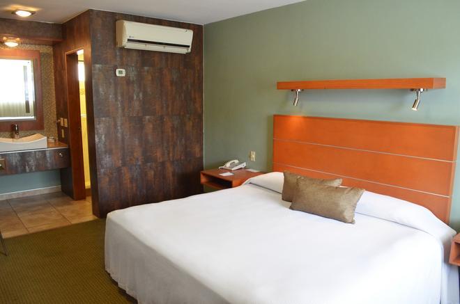 Calafia Hotel - Mexicali - Makuuhuone
