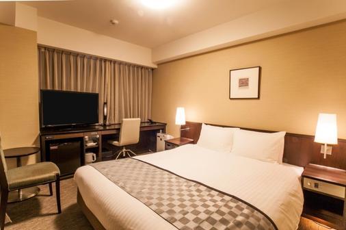 リッチモンドホテル福岡天神 - 福岡市 - 寝室