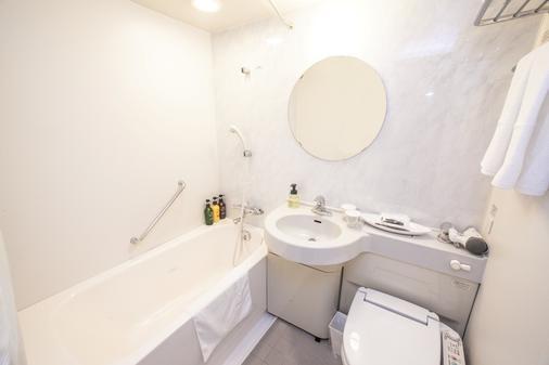 リッチモンドホテル福岡天神 - 福岡市 - 浴室