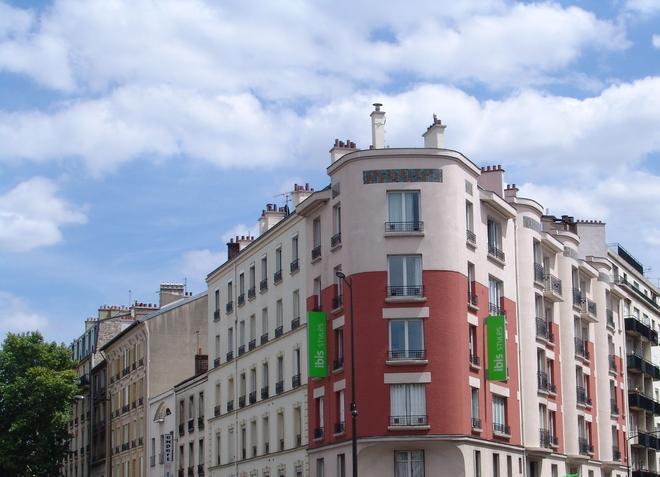 ibis Styles Paris Boulogne Marcel Sembat - Boulogne-Billancourt - Κτίριο