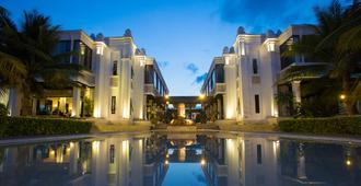 Champa Island Nha Trang Resort Hotel & Spa - Nha Trang - Bâtiment