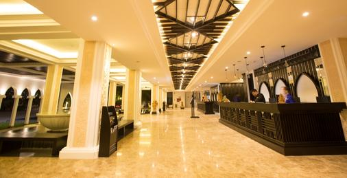 Champa Island Nha Trang Resort Hotel & Spa - Nha Trang - Lễ tân