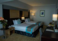 Tolip El Galaa Cairo Hotel - Cairo - Bedroom