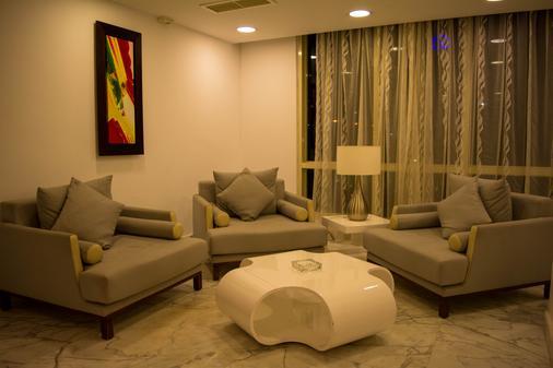 Tolip El Galaa Cairo Hotel - Cairo - Living room