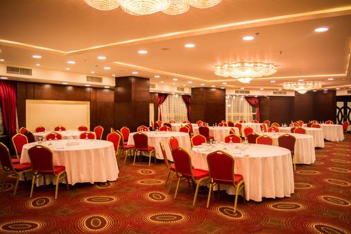 Tolip El Galaa Hotel Cairo - El Cairo - Sala de banquetes