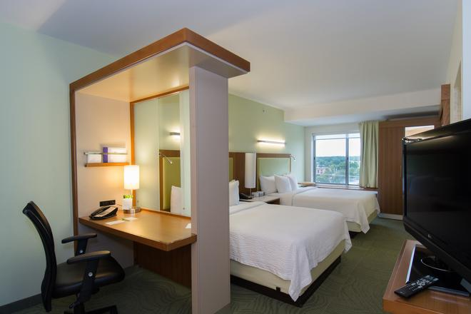 SpringHill Suites by Marriott Columbia Downtown/The Vista - Columbia - Bedroom