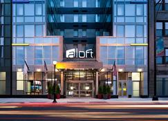 Aloft New York Brooklyn - Brooklyn - Edificio