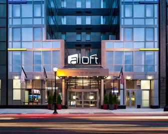 Aloft New York Brooklyn - Brooklyn - Gebouw