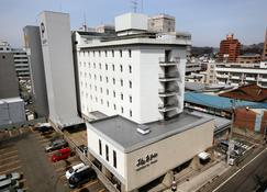 Kita Hotel - Morioka - Rakennus