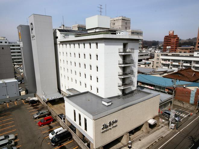 盛岡北酒店 - 盛岡 - 建築