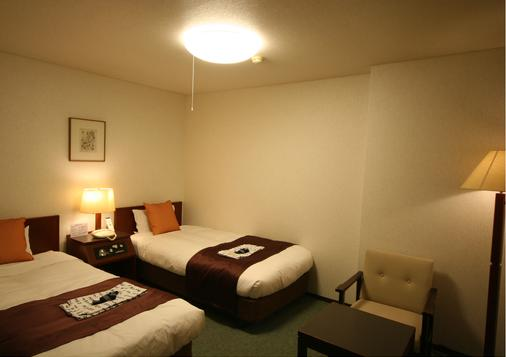 Kita Hotel - Morioka - Phòng ngủ