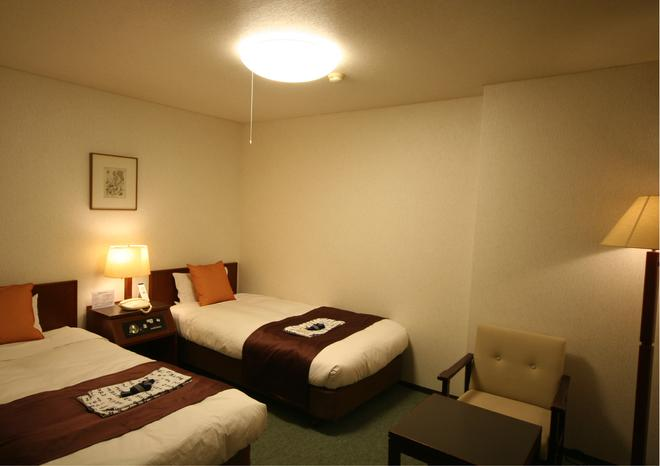 盛岡北酒店 - 盛岡 - 臥室