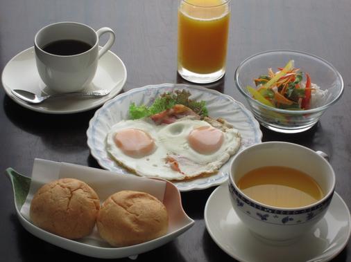 Kita Hotel - Morioka - Thức ăn