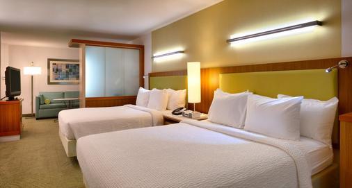 SpringHill Suites by Marriott Las Vegas Henderson - Henderson - Bedroom
