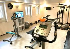Résidence Lamartine - Nice - Gym