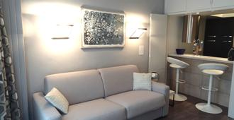 Résidence Lamartine - Nice - Nice - Living room