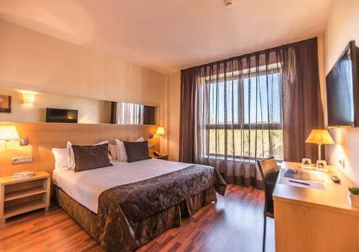 Hotel Desitges - Sitges - Phòng ngủ