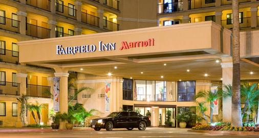 Fairfield Inn by Marriott Anaheim Resort - Anaheim - Toà nhà