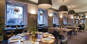 Gran Hotel España - אוביידו - מסעדה