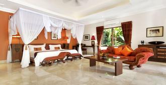 峇里島總督酒店 - 烏布 - 烏布 - 臥室