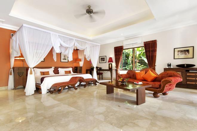 Viceroy Bali - Ουμπούντ - Κρεβατοκάμαρα