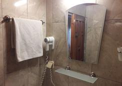 Antonios Motel - Side (Antalya) - Bathroom