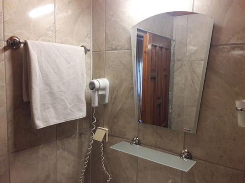 Antonios Motel - Side (Antalya) - Phòng tắm