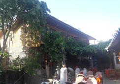 Antonios Motel - Side (Antalya) - Cảnh ngoài trời