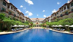 Sokha Angkor Resort - Ciudad de Siem Riep - Edificio