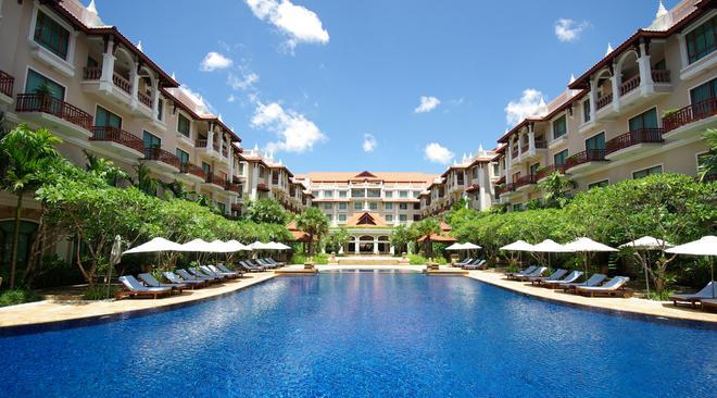 速卡吳哥度假酒店 - 暹粒 - 建築