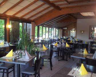 Hotel Regina - Ars-sur-Formans - Restaurant