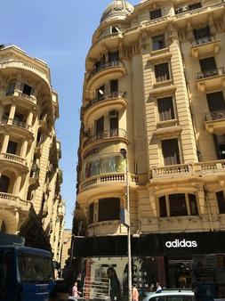 Minerva Downtown Hostel - Cairo - Building