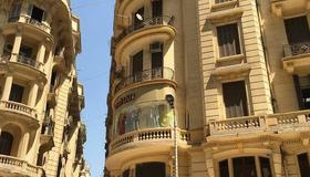 新密涅瓦酒店 - 開羅 - 開羅 - 建築
