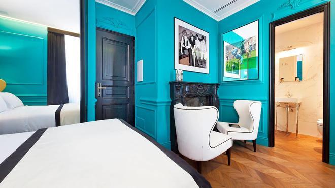 The Corner Townhouse - Rome - Bedroom