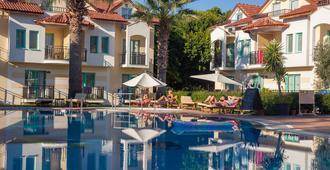 Rebin Beach Hotel - Fethiye - Piscine