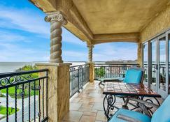Ocean Lodge - Saint Simons - Balcony