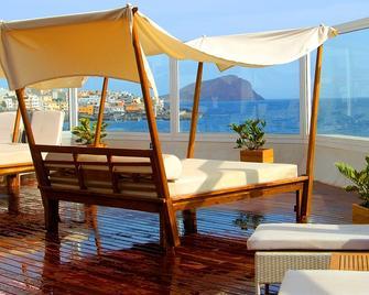 Vincci Tenerife Golf - Los Abrigos - Innenhof
