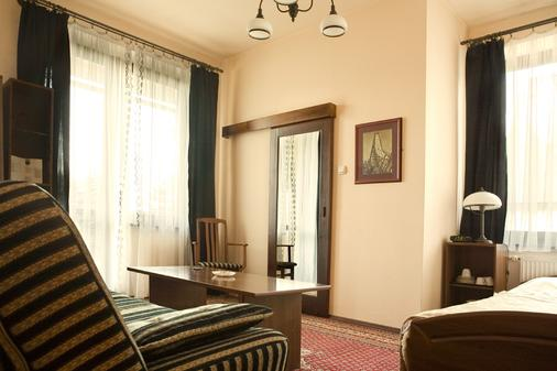Szarotka - Zakopane - Living room