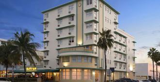 Broadmoor Miami Beach - Bãi biển Miami - Toà nhà