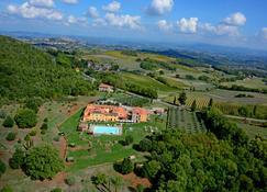 卡索拉雷樂泰里羅瑟酒店 - 聖幾米拿諾 - 聖吉米尼亞諾 - 室外景